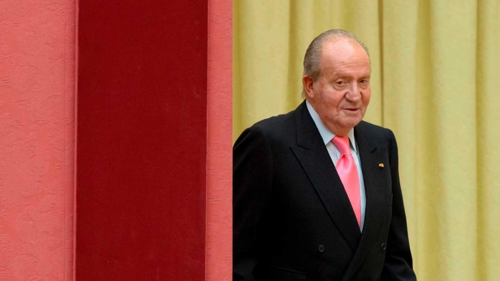 La salida de España de Juan Carlos I deja aún bastantes interrogantes por responder.