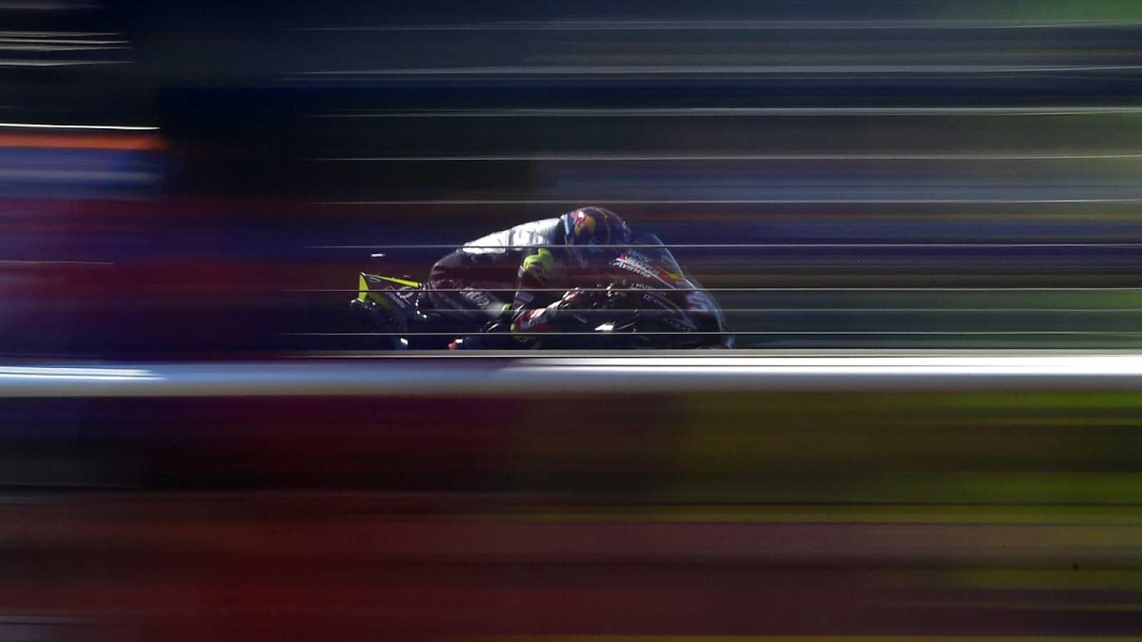 Imagen: Johann Zarco consigue la pole en Brno