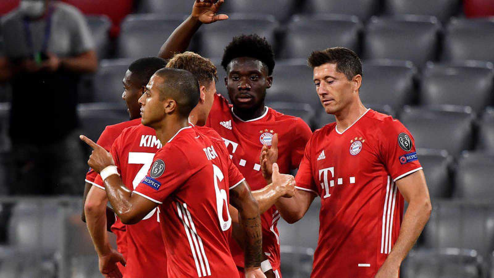 Bayern Munich vs Chelsea FC