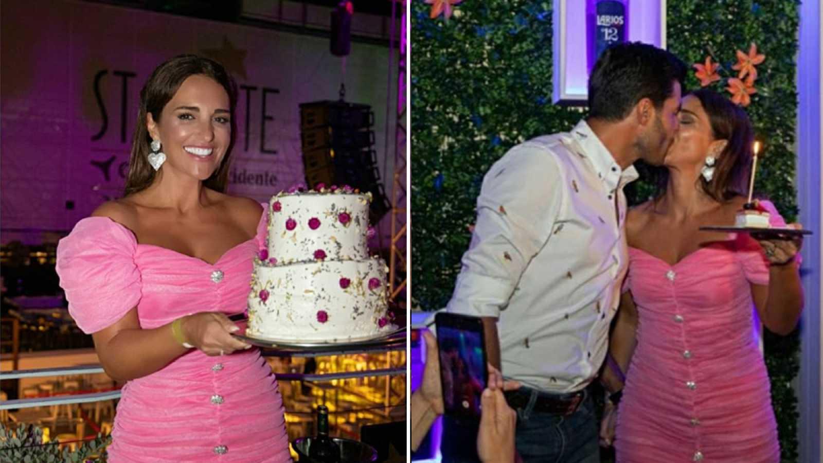 La gran fiesta de cumpleaños de Paula Echevarría