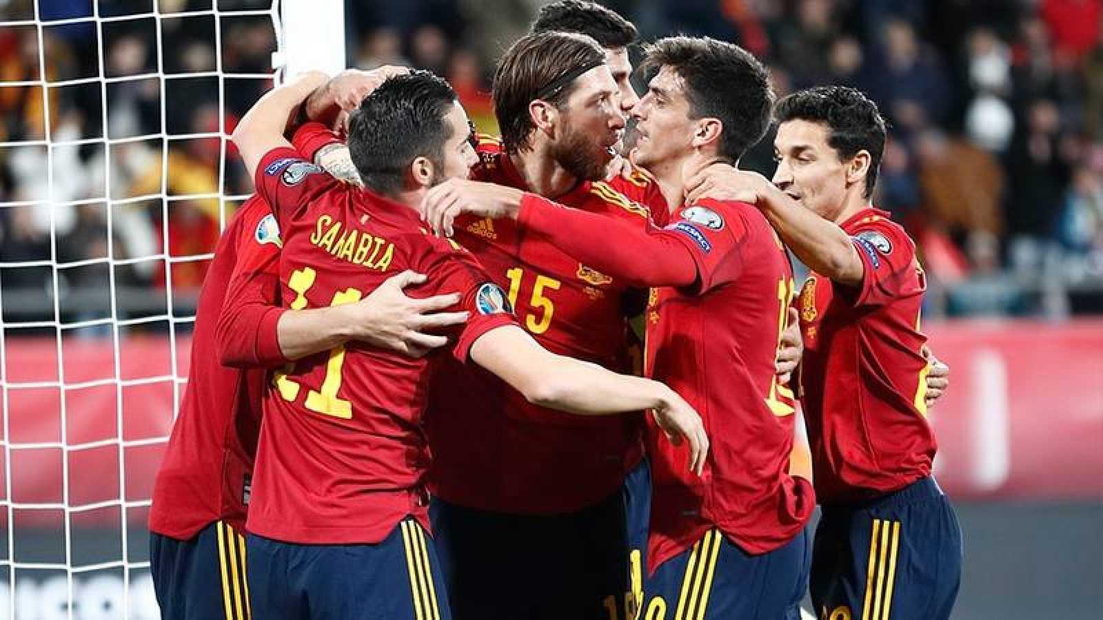 La selección española jugará un amistoso contra Portugal.
