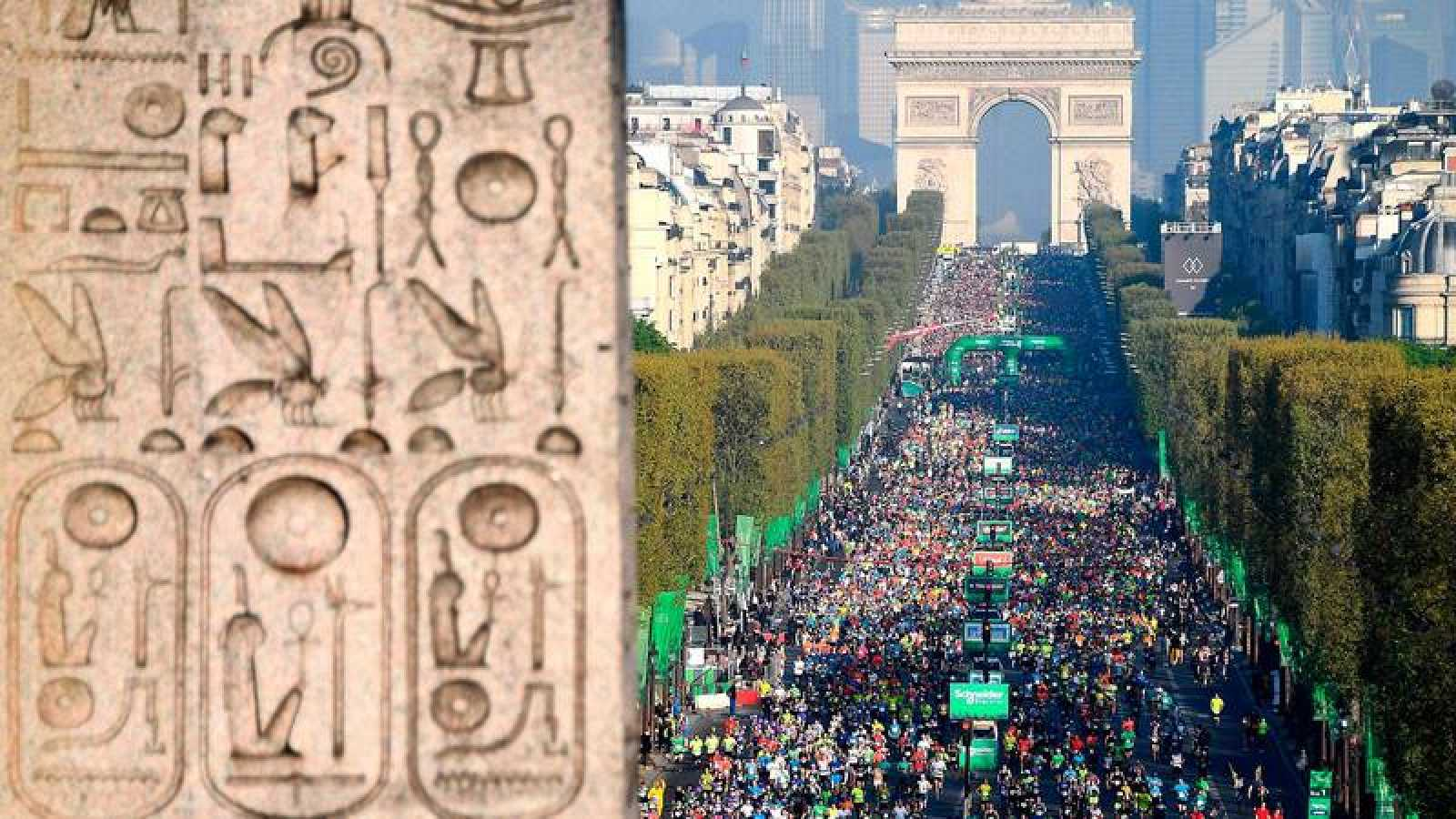 Maratón de París de 2017