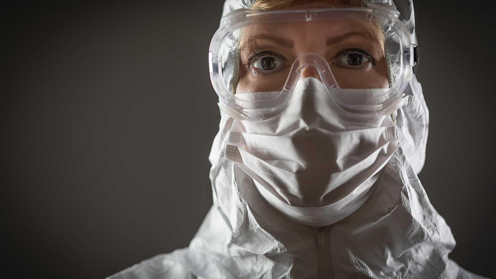 """Los sanitarios fueron bautizados como los """"héroes"""" de la pandemia."""