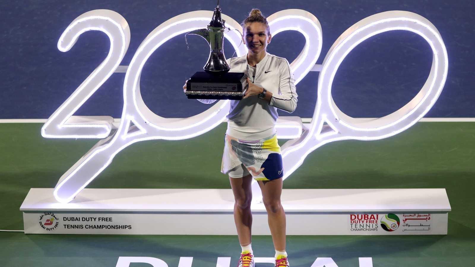 Simona Halep renuncia a jugar el US Open