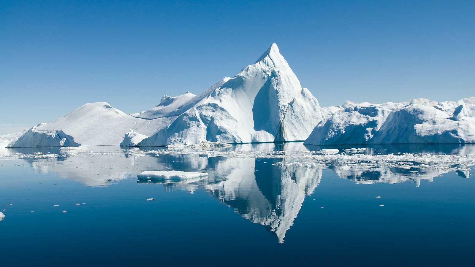 El deshielo en Groenlandia rebasa el punto de no retorno.