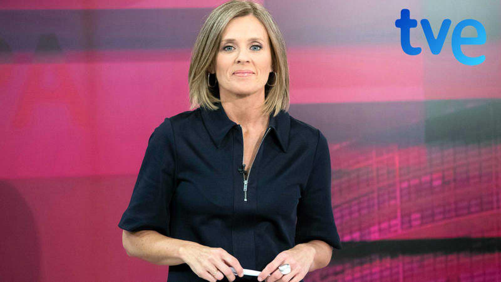 Marta Carazo, corresponsal de RNE en Bruselas