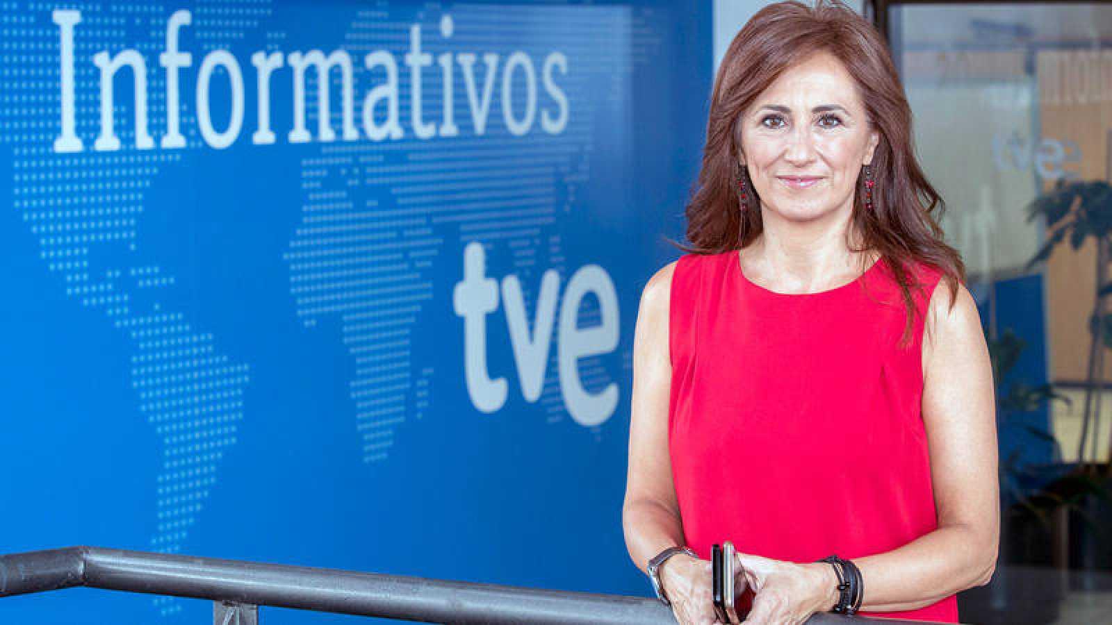 Begoña Alegría Ezquerra, corresponsal de RNE en Roma