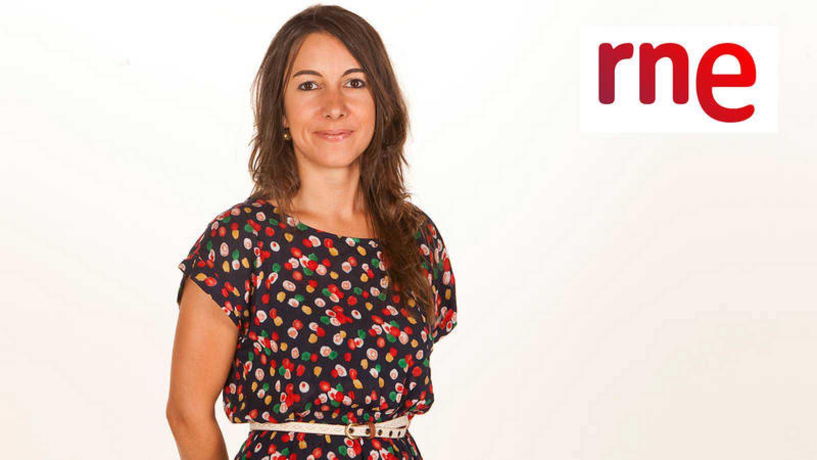 Sara Alonso Esparza, corresponsal de RNE en Londres