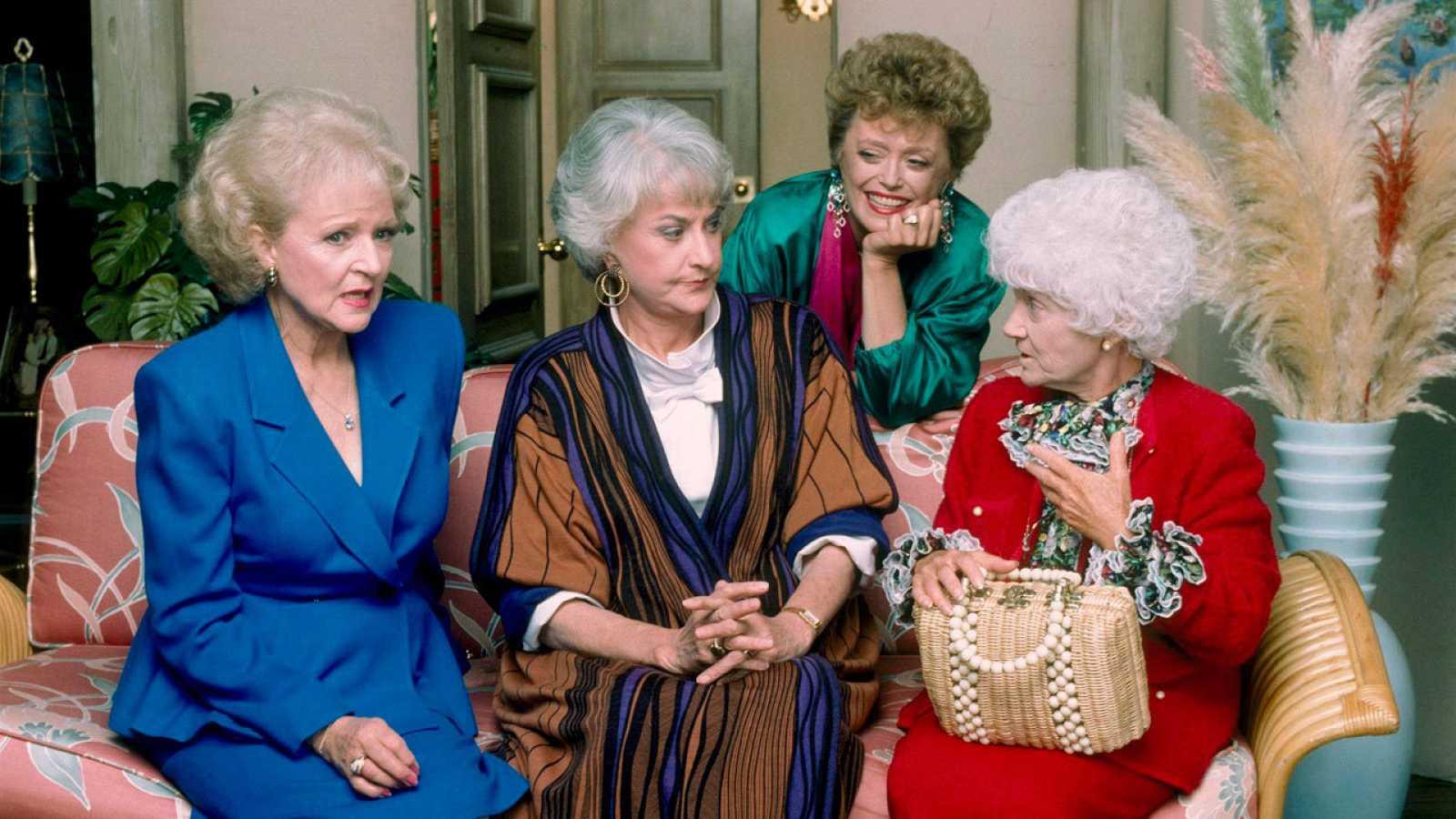 Blanche, Dorothy, Rose y Sophia, 'Las chicas de oro' de EEUU