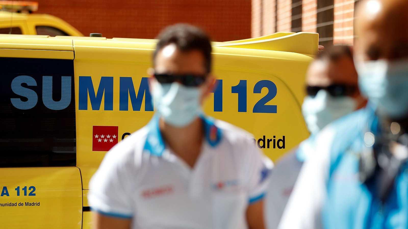 La Comunidad de Madrid supera a Cataluña como la región con más contagios