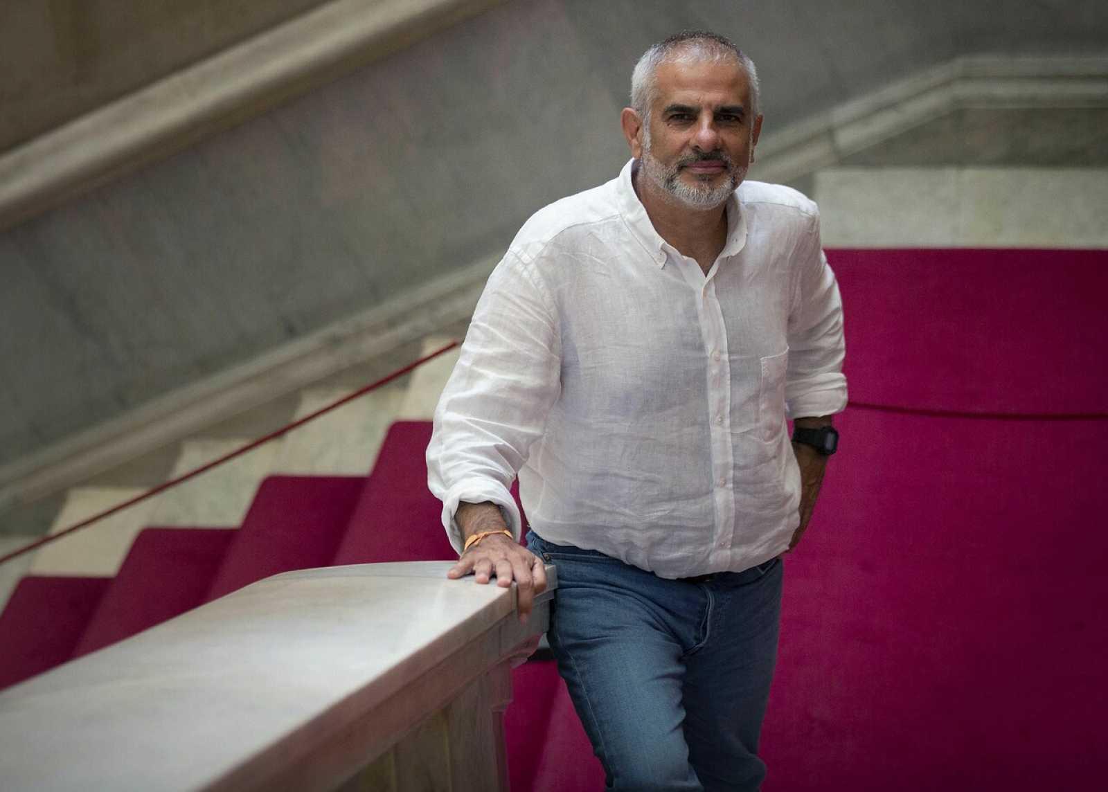 Carlos Carrizosa será el candidato de Ciudadanos a la Generalitat en sustitución de Lorena Roldán