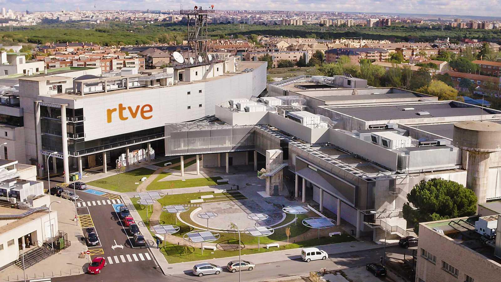 RTVE, Prado del Rey