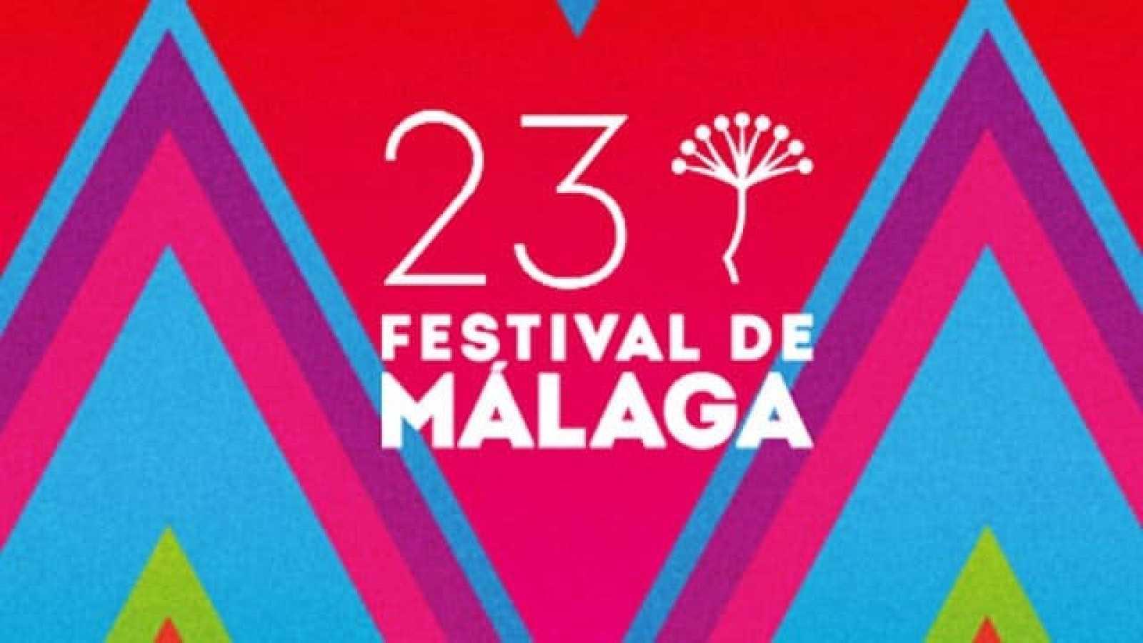 Cartel del Festival de Málaga