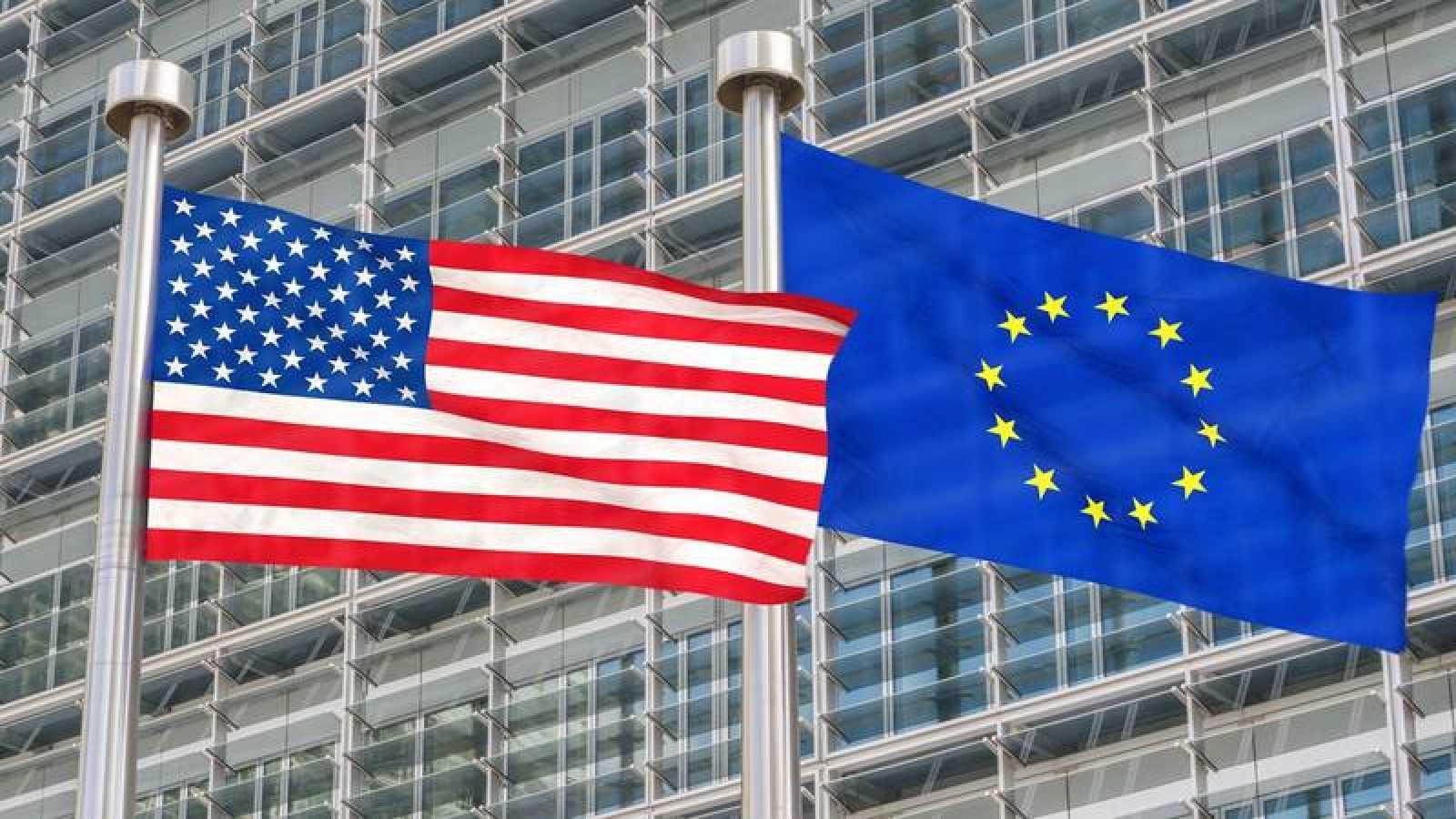 La UE y EEUU acuerdan una reducción mutua de aranceles | RTVE.es