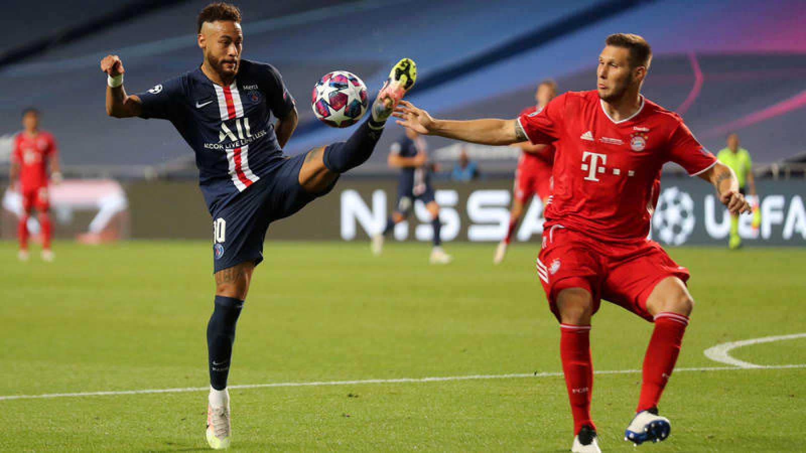 Süle, en el PSG-Bayern