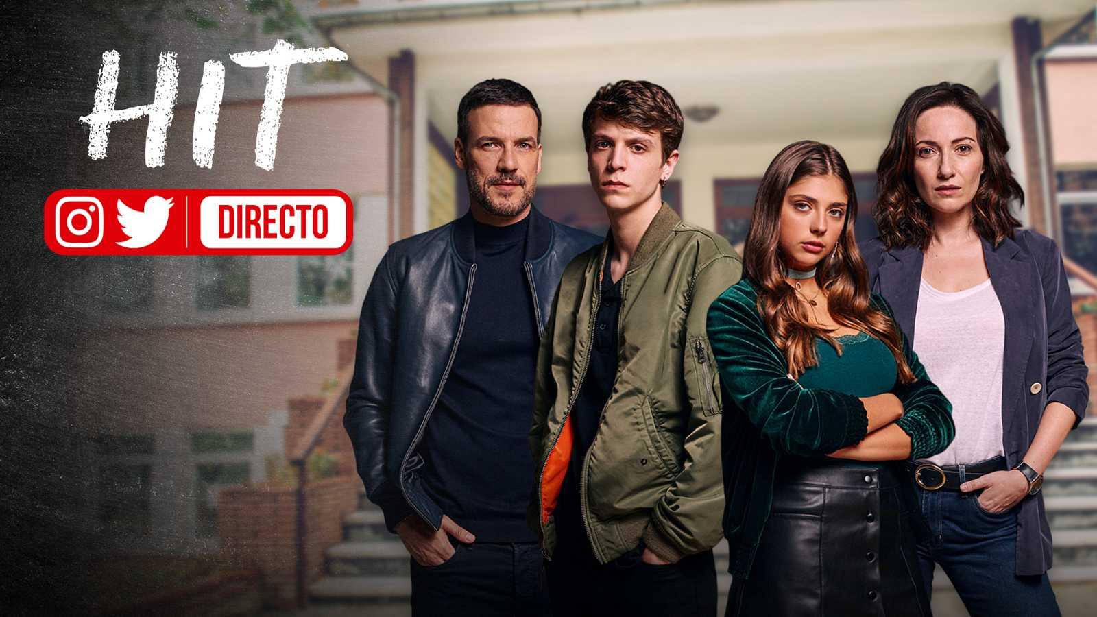 Sigue en directo la presentación de 'HIT' en el Festival de Málaga