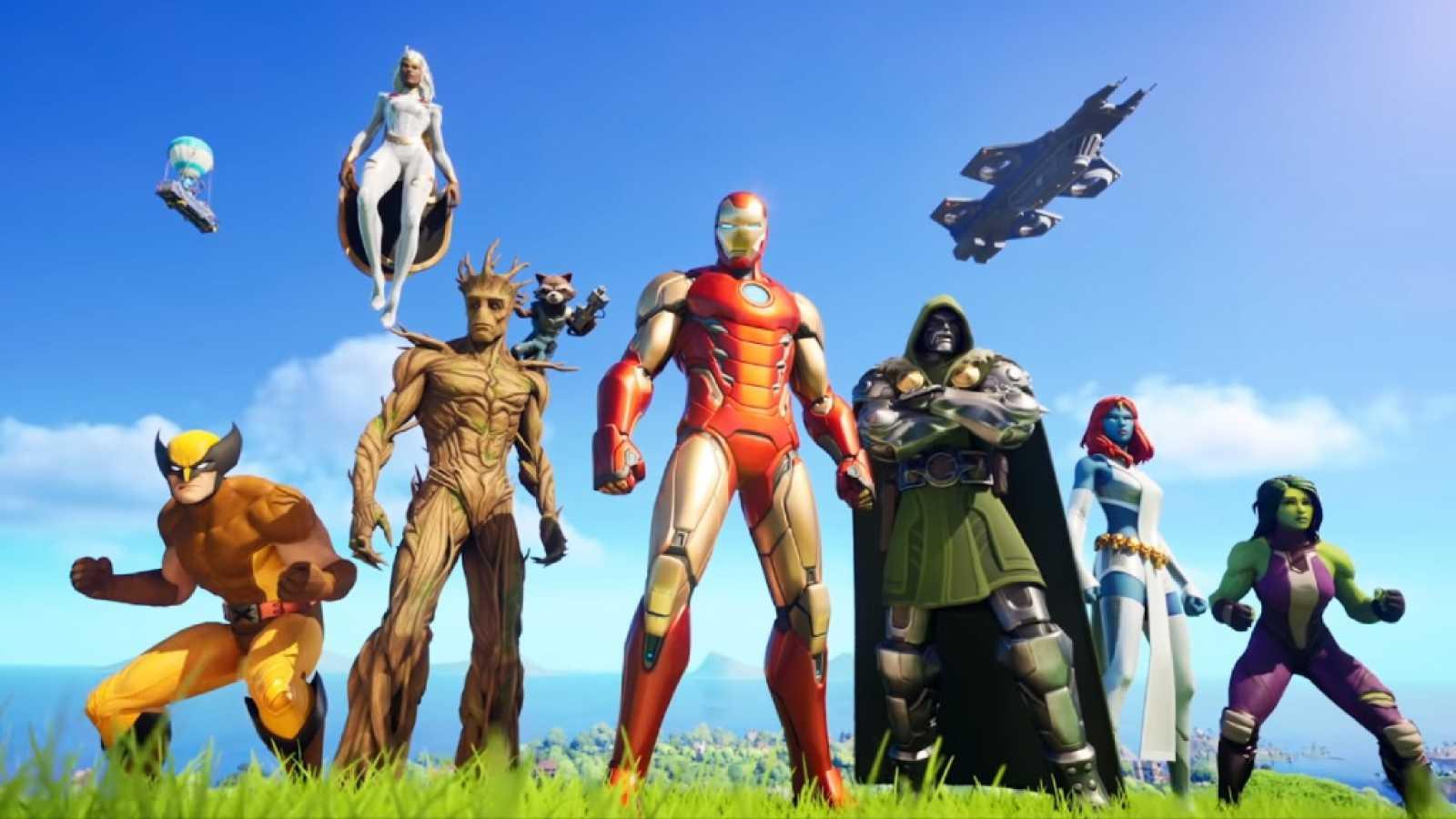 Fortnite presenta el tráiler de la Temporada 4