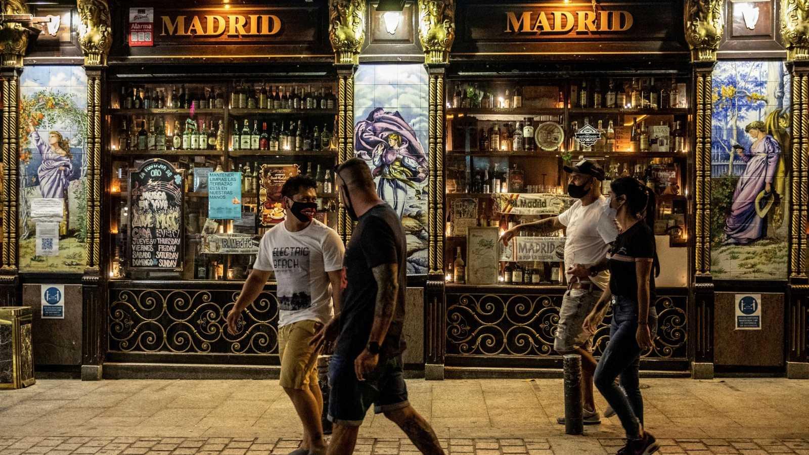 Madrid adoptará las medidas necesarias para cerrar el ocio nocturno