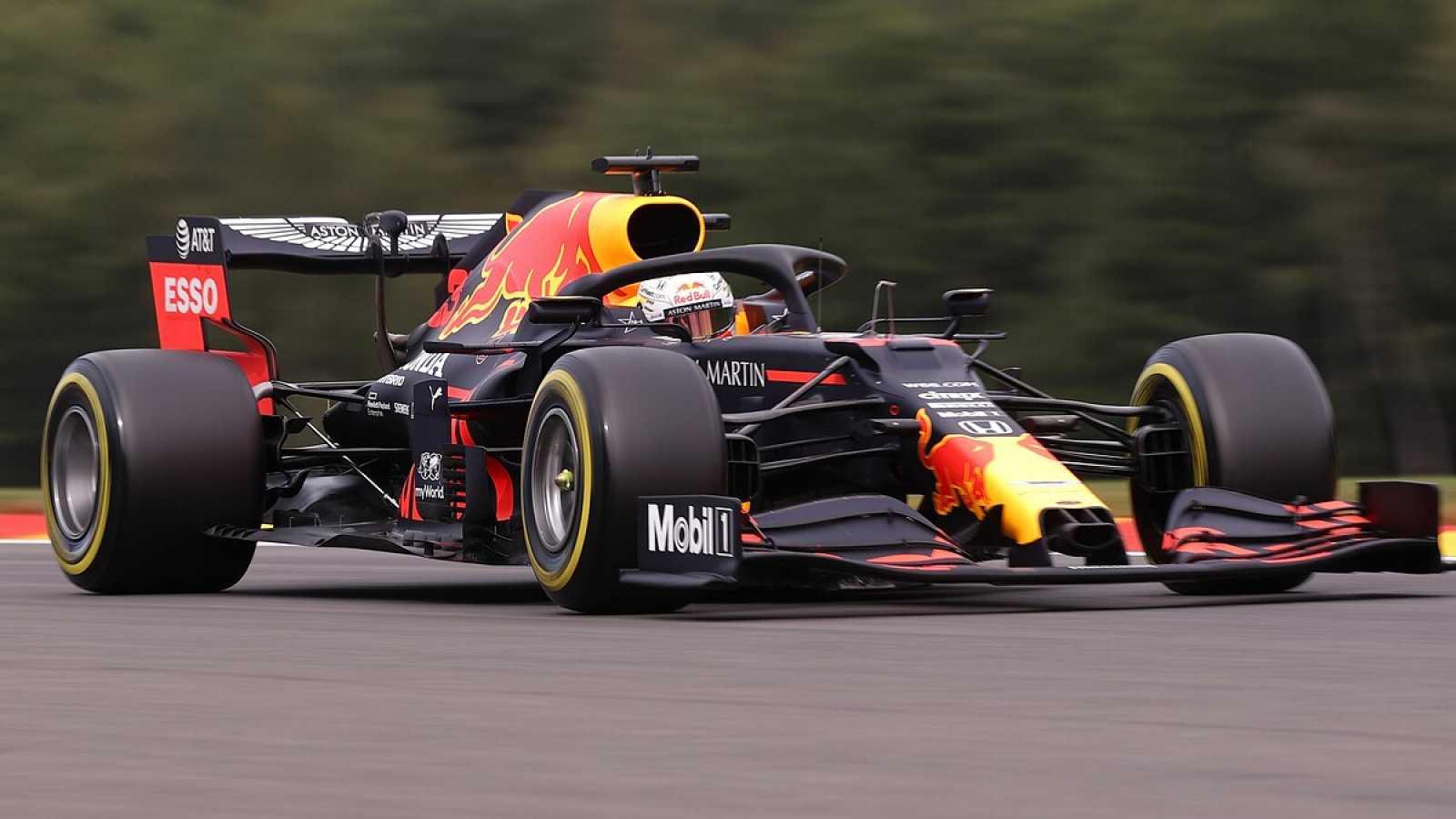 Imagen: Max Verstappen, el mejor en los primeros libres en Spa