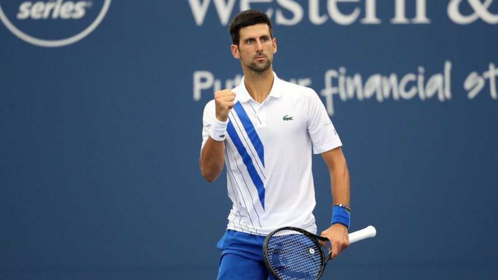 Tenis Djokovic Gana El Masters 1000 De Cincinnati
