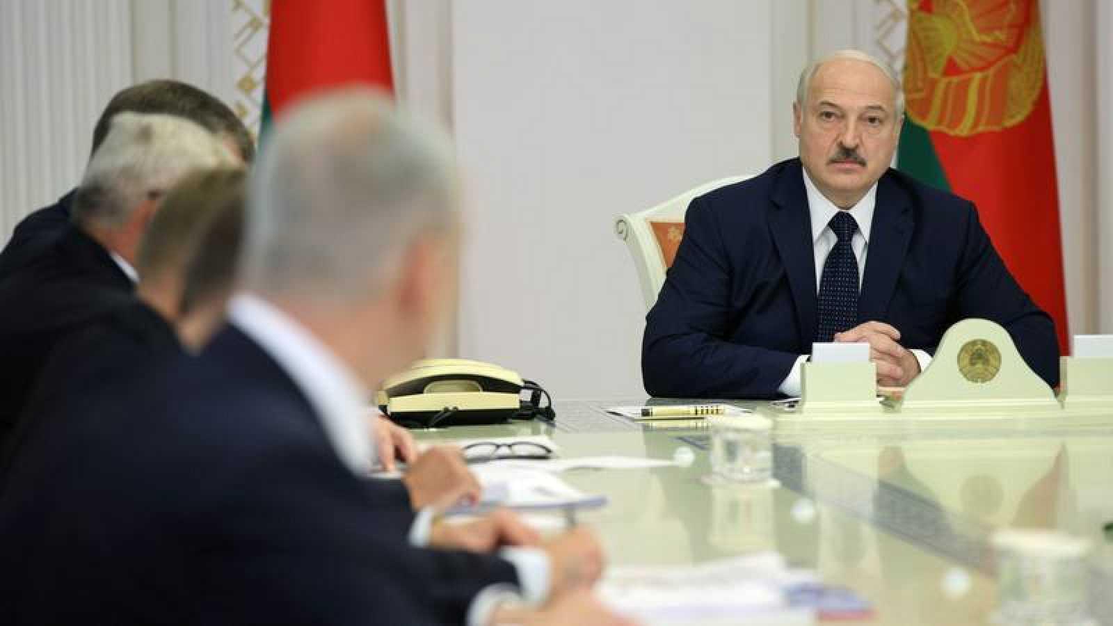 Alexander Lukashenko fue reelegido presidente de Bielorrusia con más del 80% de los votos