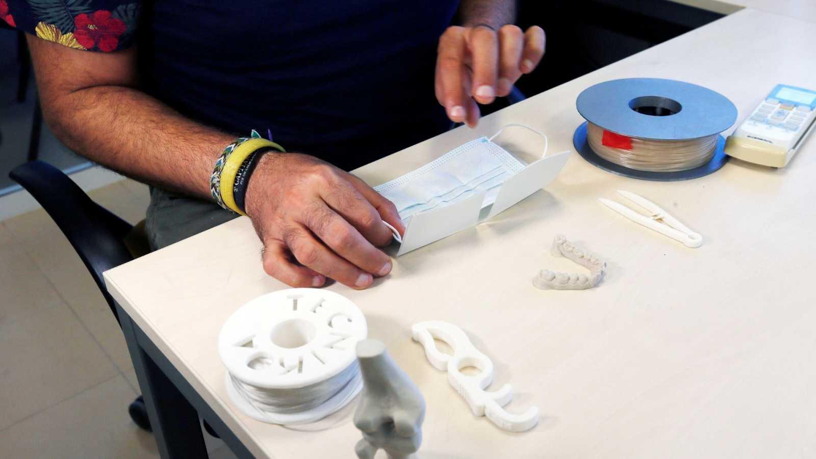 Una empresa de Alicante ha desarrollado un prástico antivirucida contra el Covid