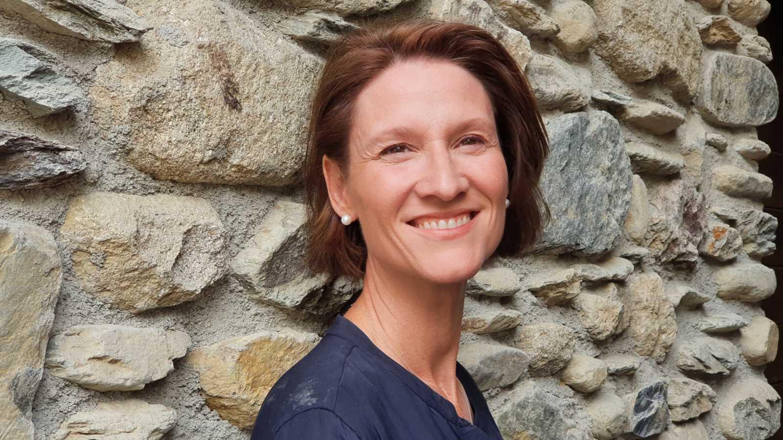 La investigadora y divulgadora canadiense, Catherie L'Ecuyer.