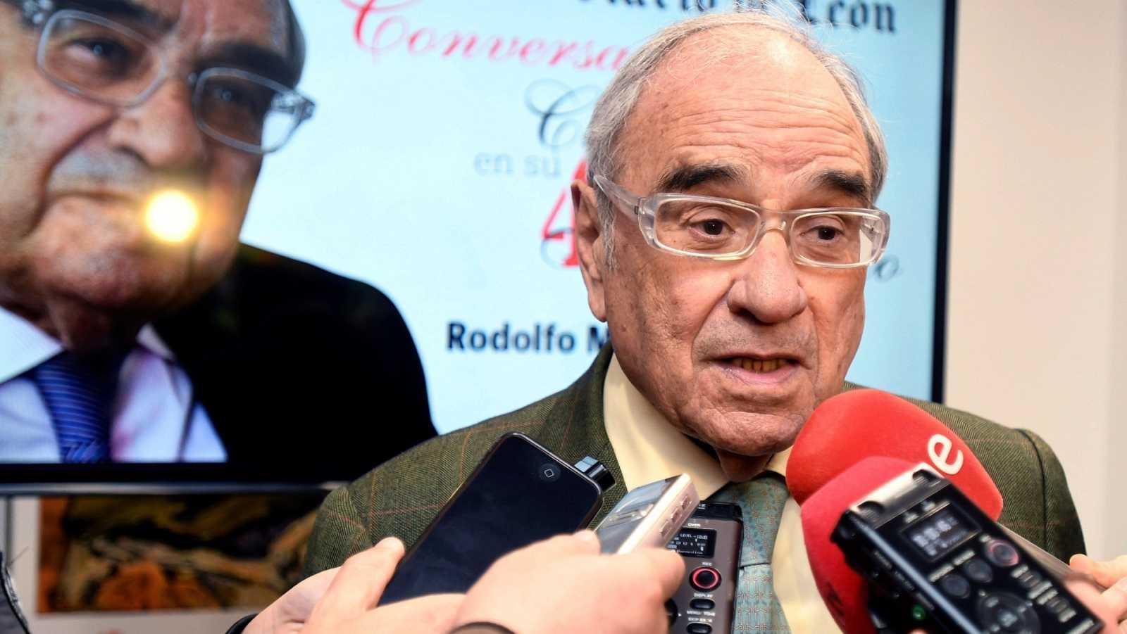 El exministro del Interior, Rodolfo Martín Villa, en una imagen de archivo