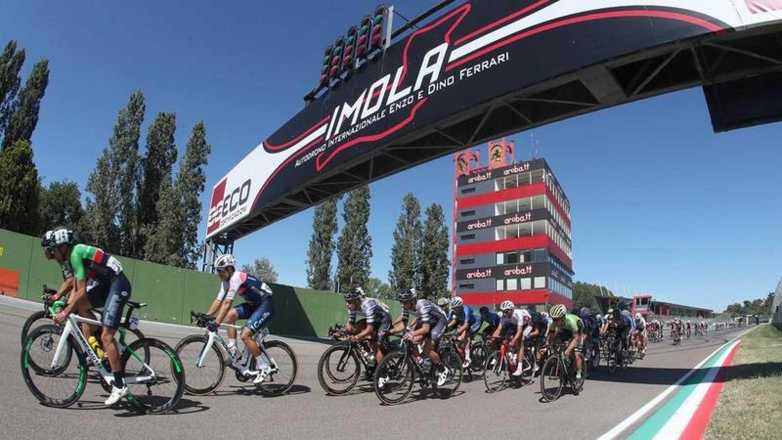 El circuito de Imola acogerá los Mundiales de ciclismo.