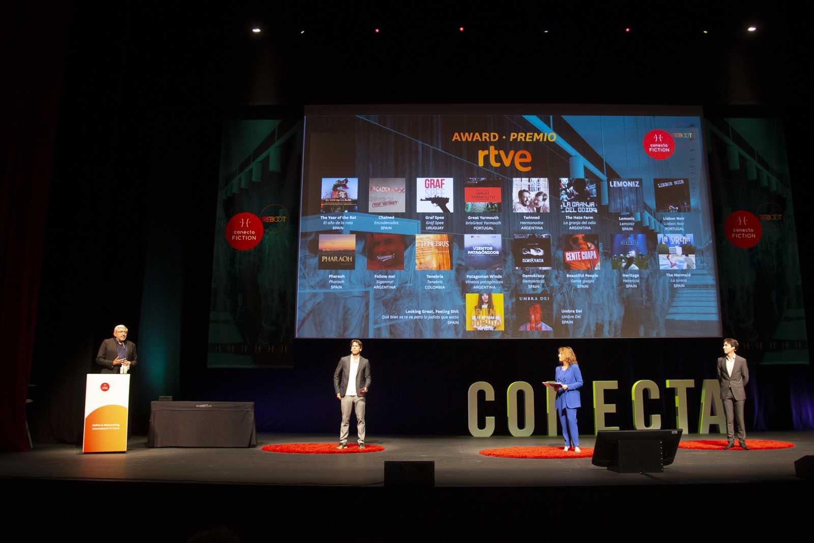El Conecta Fiction, celebrado este año en Pamplona
