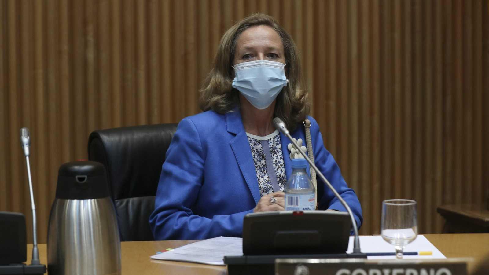 """Calviño llama a tener presupuestos """"cuanto antes"""" para abordar reformas: """"Quedan meses duros"""""""