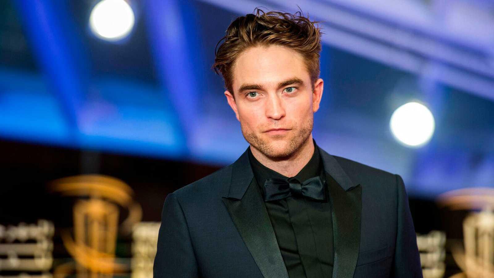 El actor estadounidense Robert Pattinson en el Festival Internacional de Cine de Marrakech.