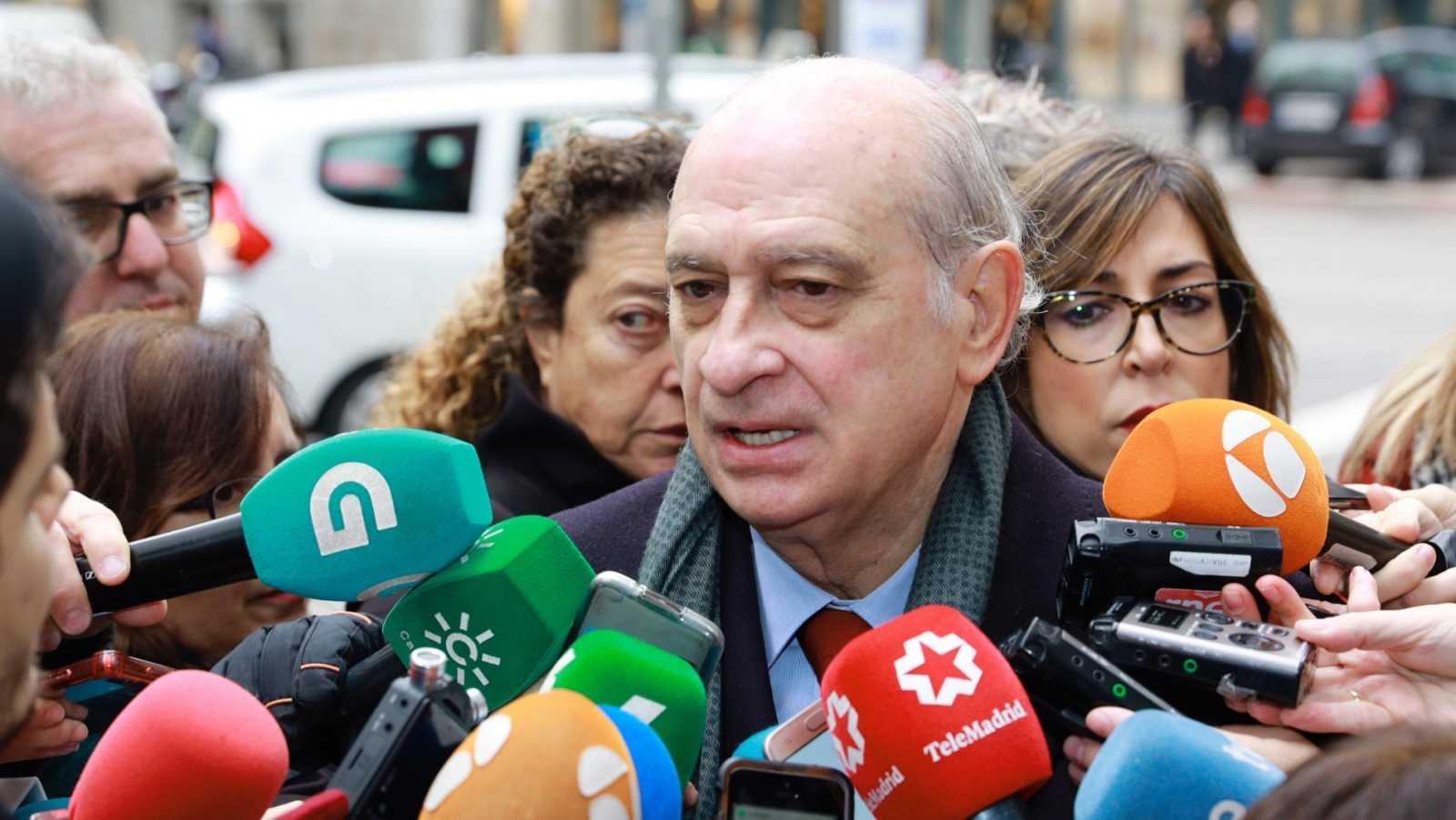 El diputado popular y exministro Jorge Fernández Díaz, en una imagen de archivo.