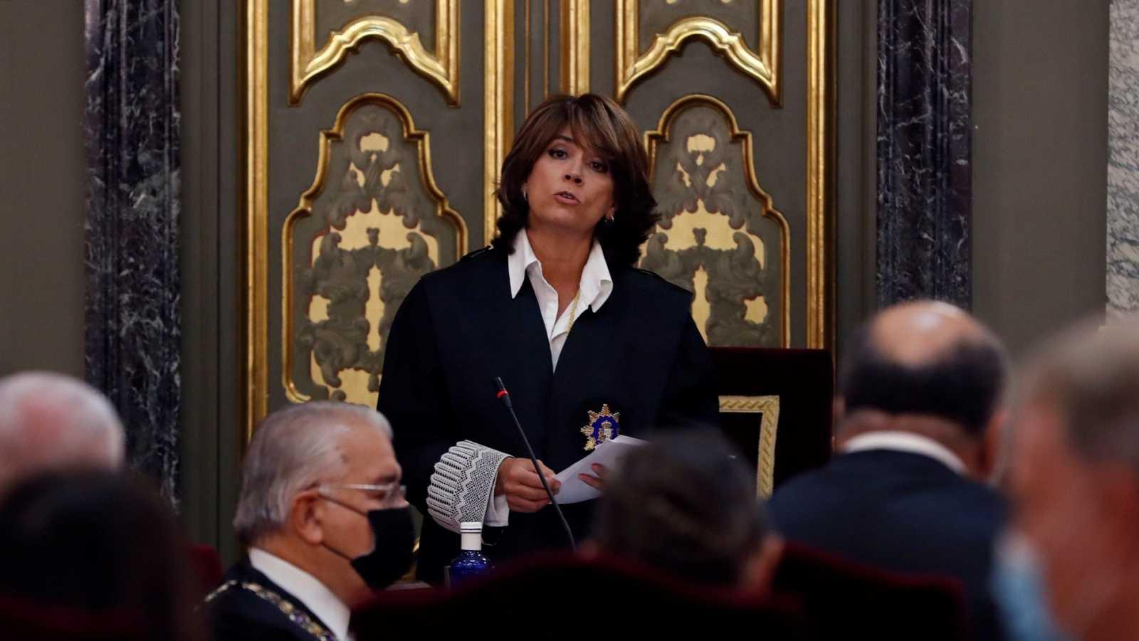 Dolores Delgado, fiscal general del Estado