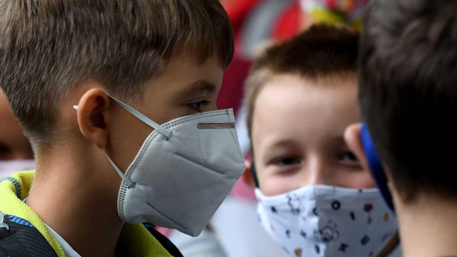El trabajo advierte que los niños todavía tienen el potencial de transmitir el virus incluso si se detectan anticuerpos.