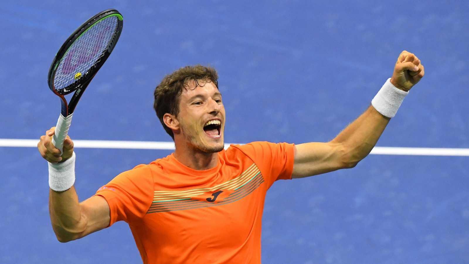 Pablo Carreño se ha clasificado para las semifinales del US Open de tenis