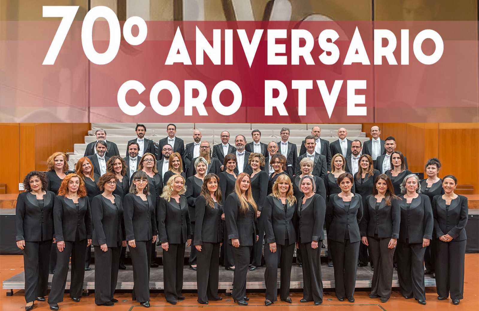 El Coro RTVE celebra sus 70 años