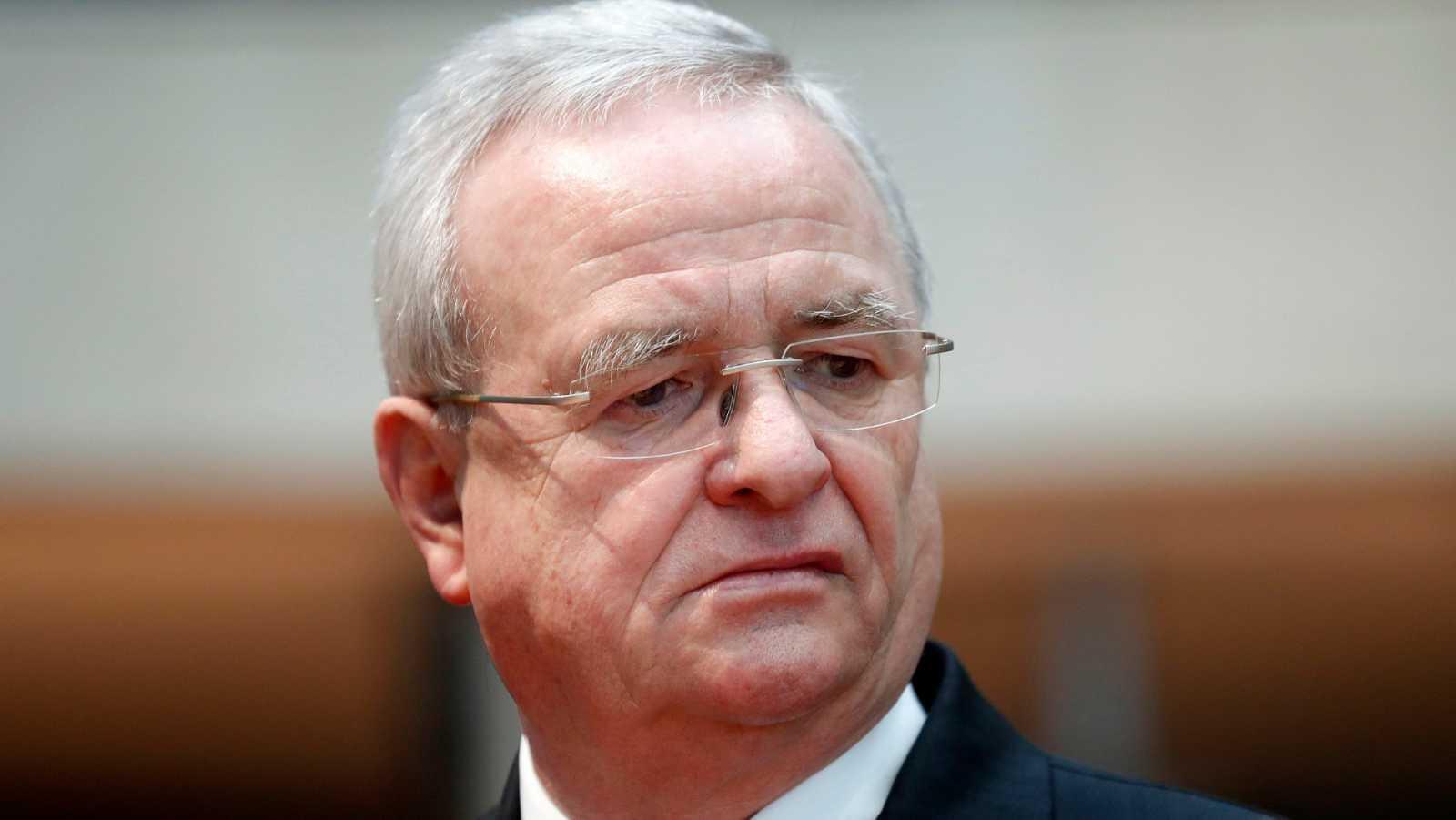 El expresidente de Volkswagen, Martin Winterkorn