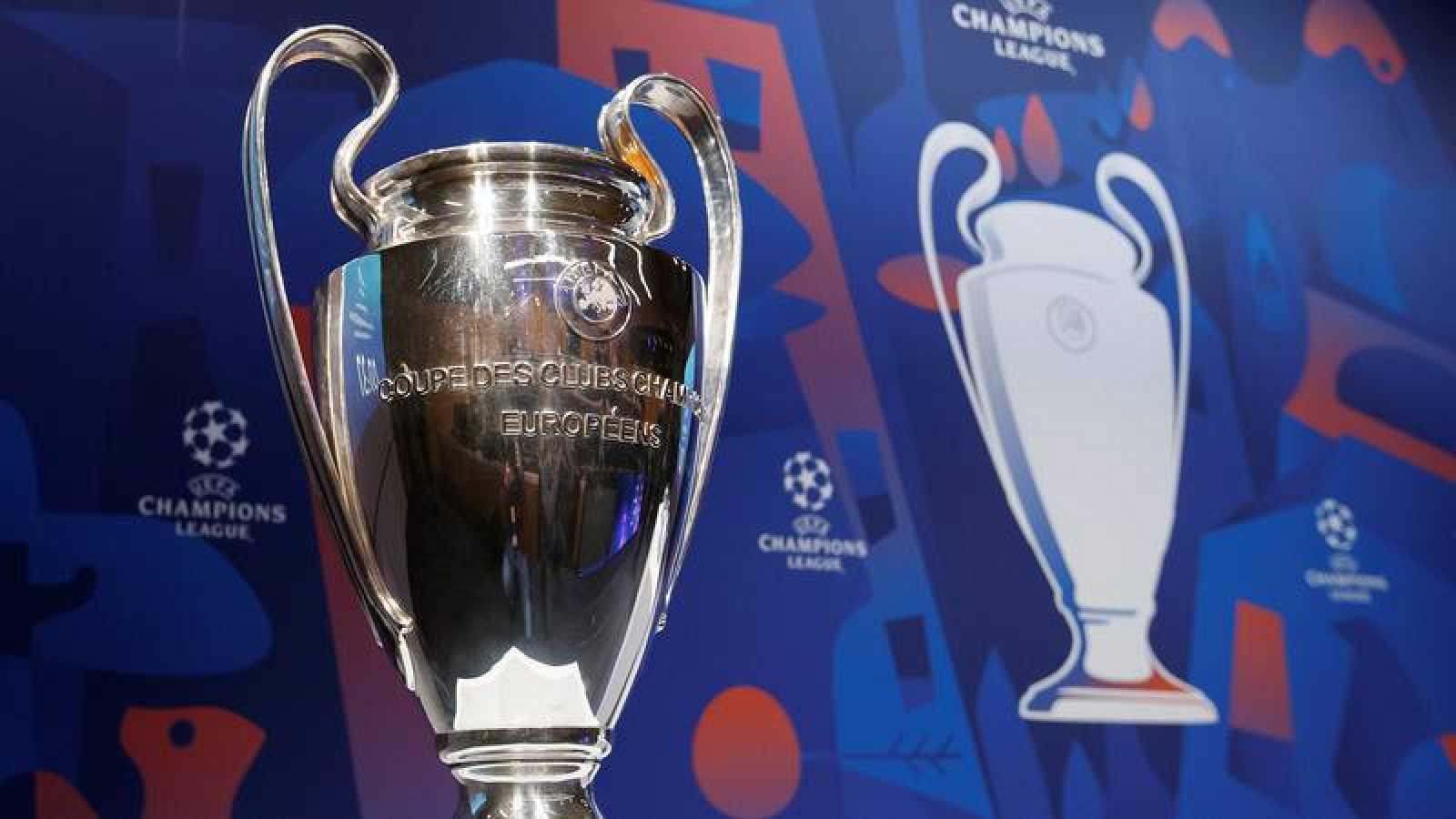 Sorteo de cuartos de final de la Liga de Campeones.