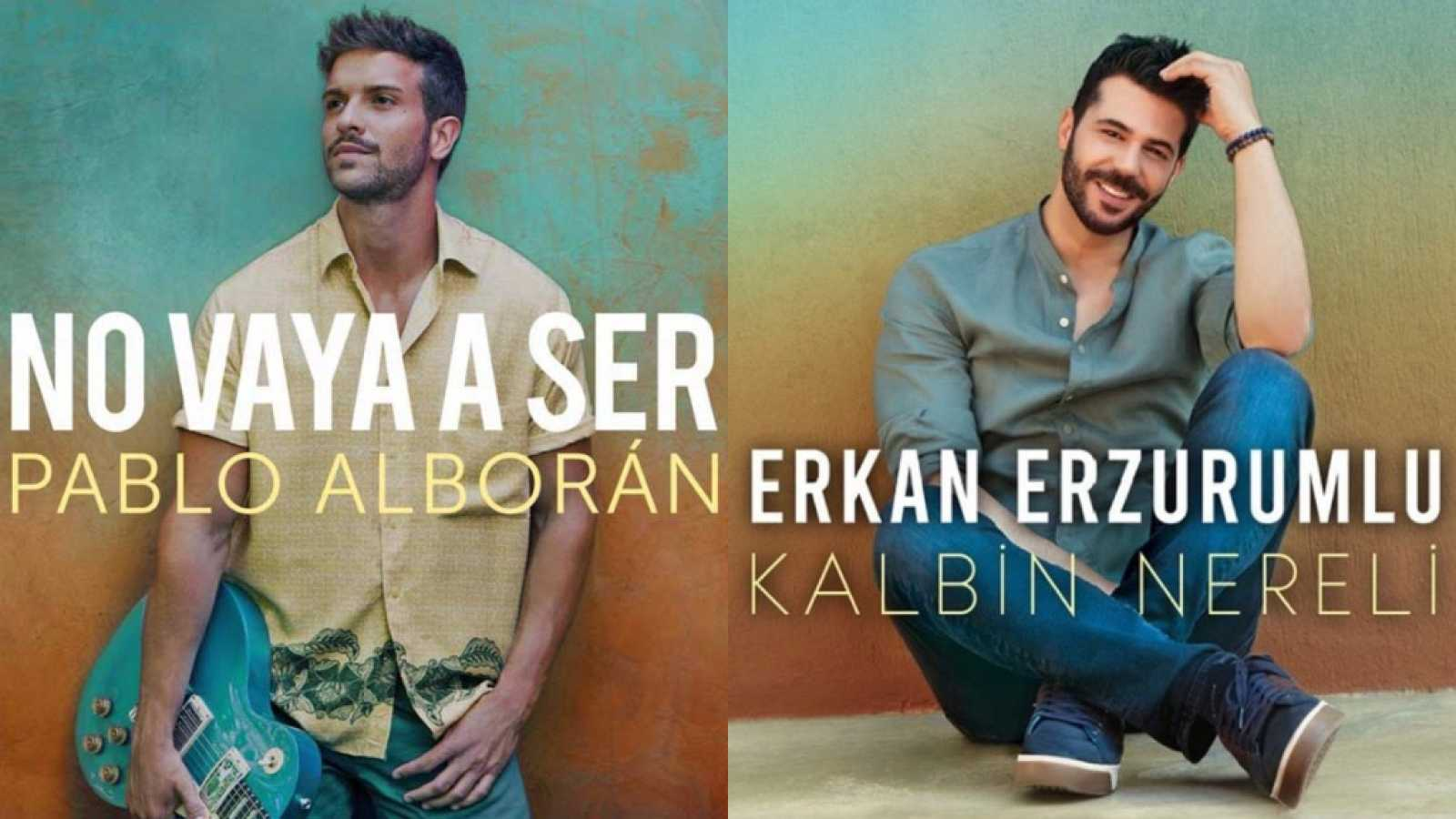 Así es Erkan Erzurumlu, el Pablo Alborán turco del que todo el mundo habla