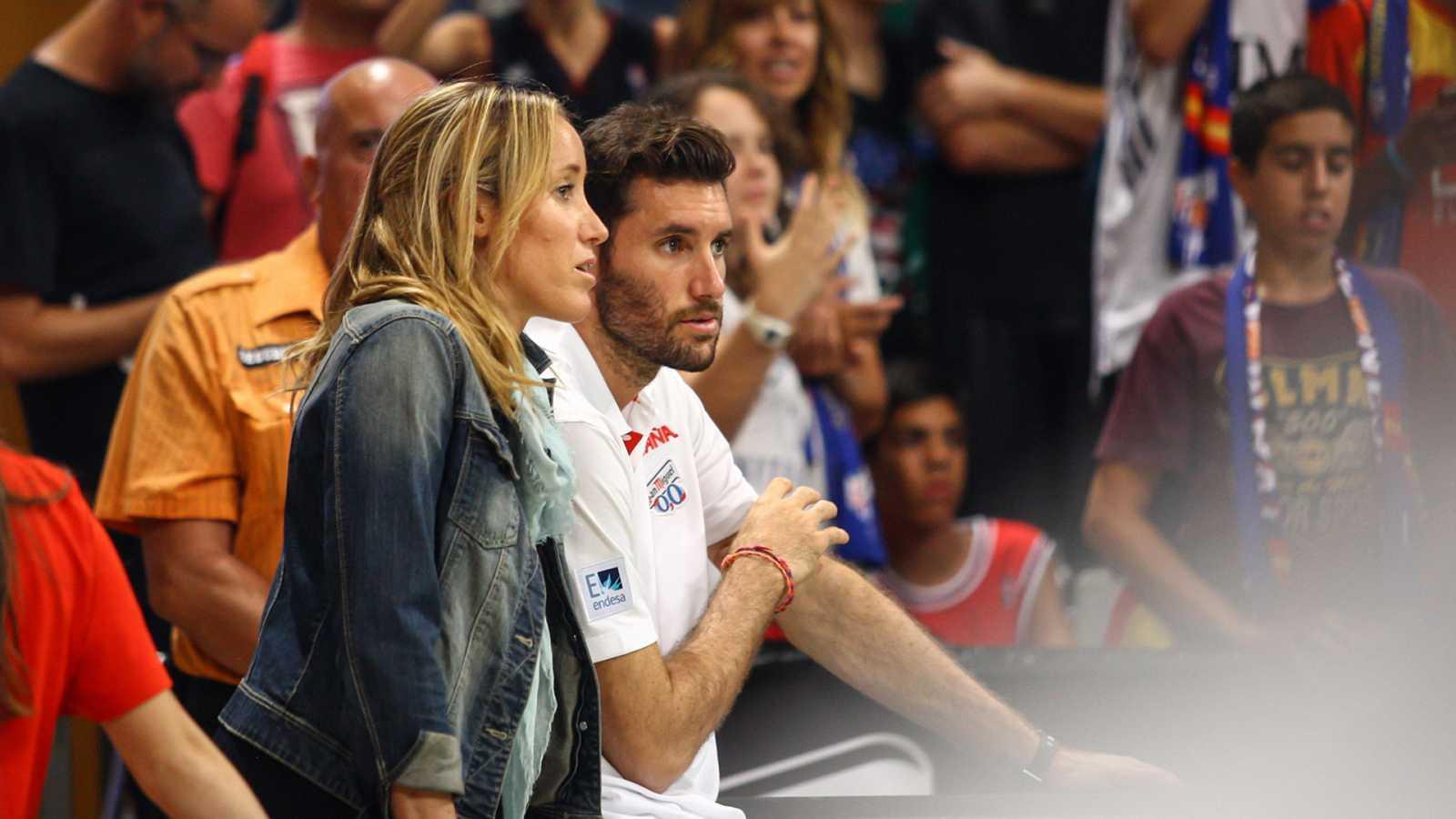 Marta y Rudy Fernández, hermanos unidos por el amor y el baloncesto