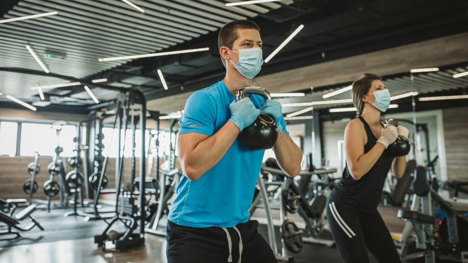 ¿Cómo ir seguro al gym en tiempos de Covid?