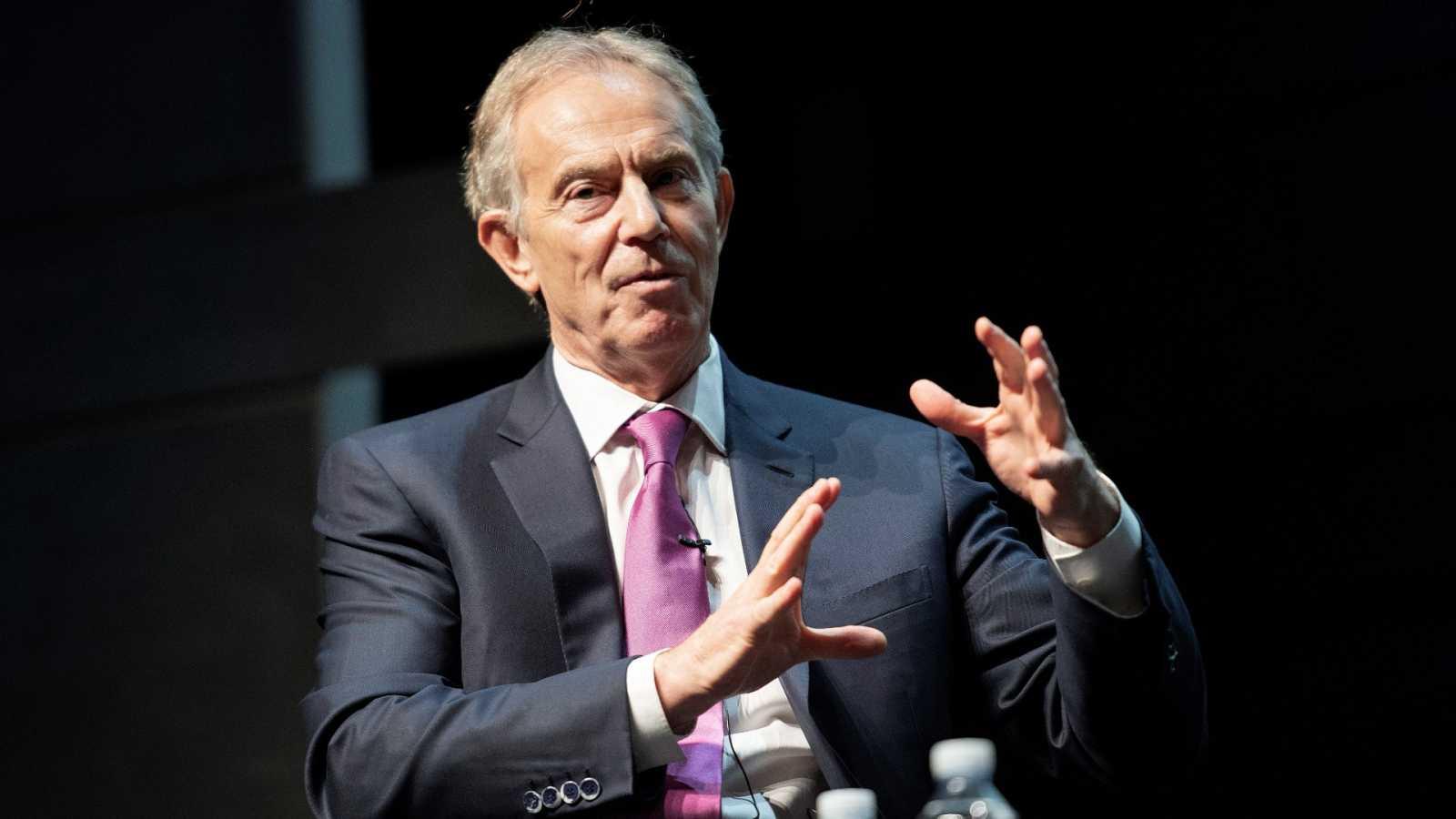 El ex primer ministro britántico Tony Blair, en una imagen de archivo.