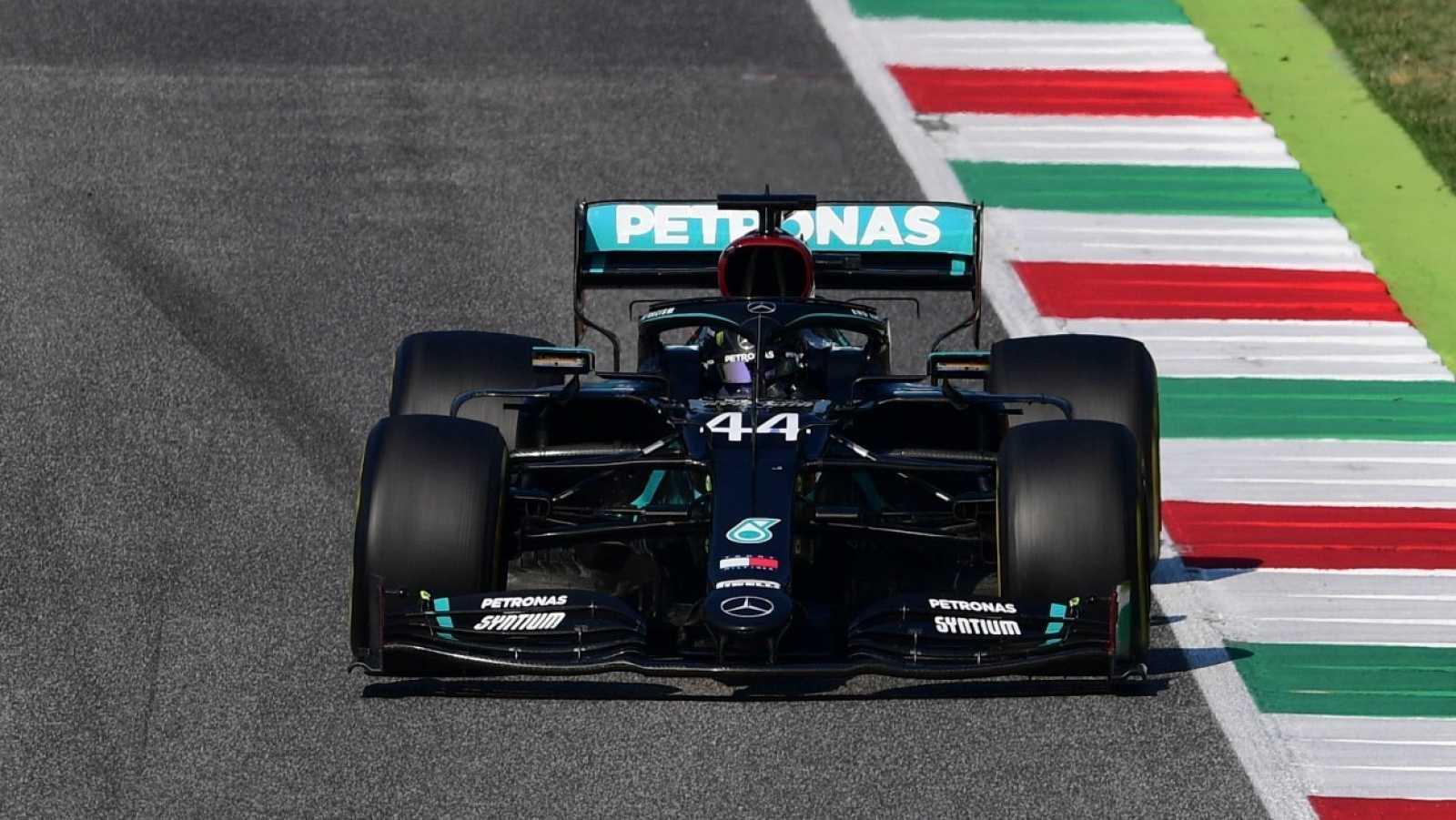 Hamilton gana el GP de la Toscana.