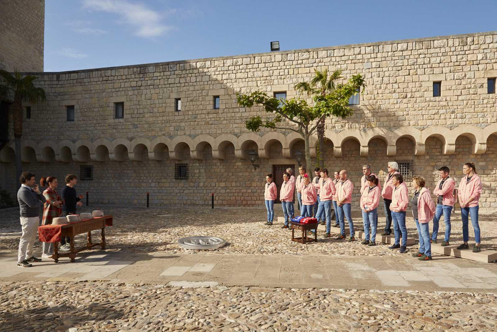 Inicio de temporada en el castillo de Jaén