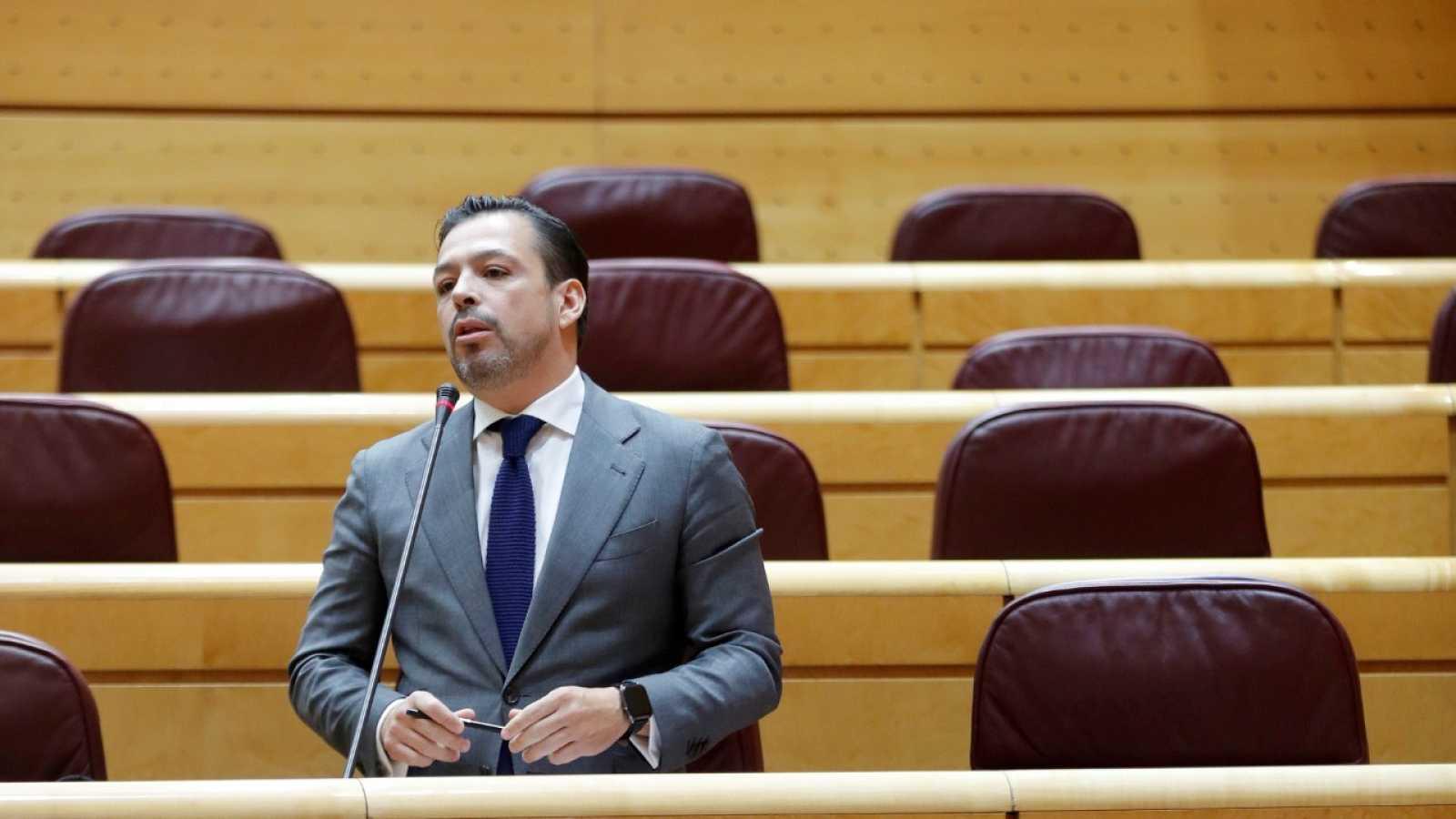 El senador del PP David Erguido renuncia a su escaño tras ser citado el 23 de octubre por el juez de la Púnica