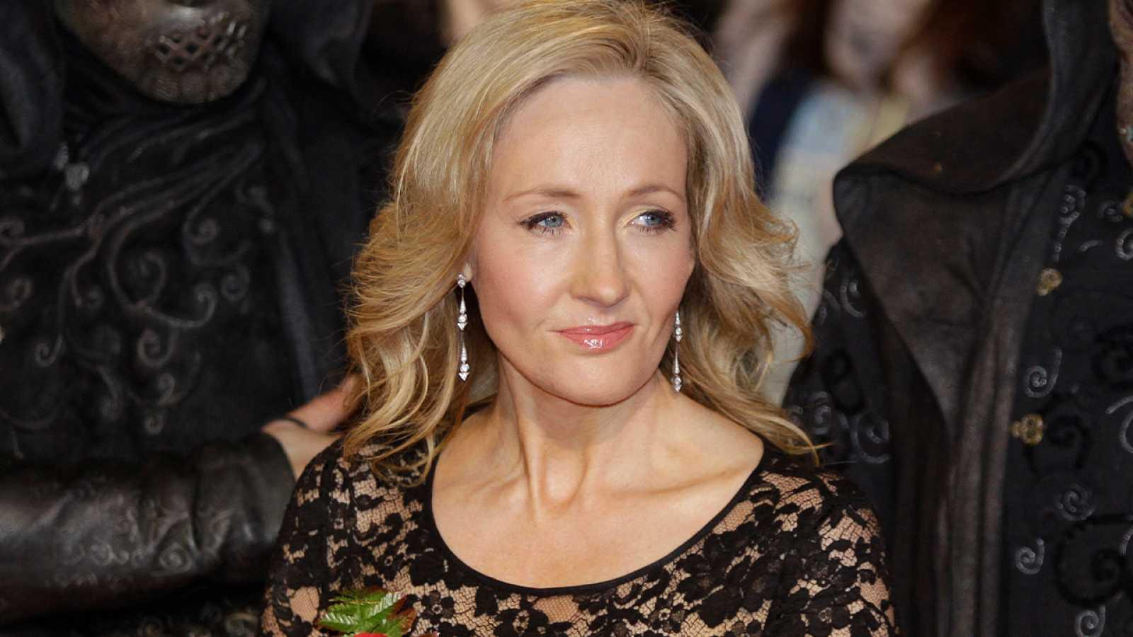 Según la revista Forbes, JK Rowling es la segunda autora mejor pagada del mundo