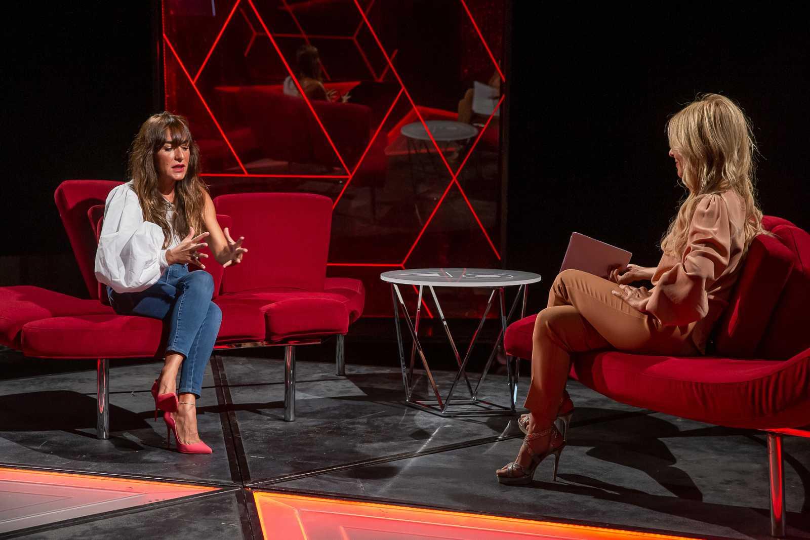 Cayetana Guillén Cuervo entrevista a Candela Peña