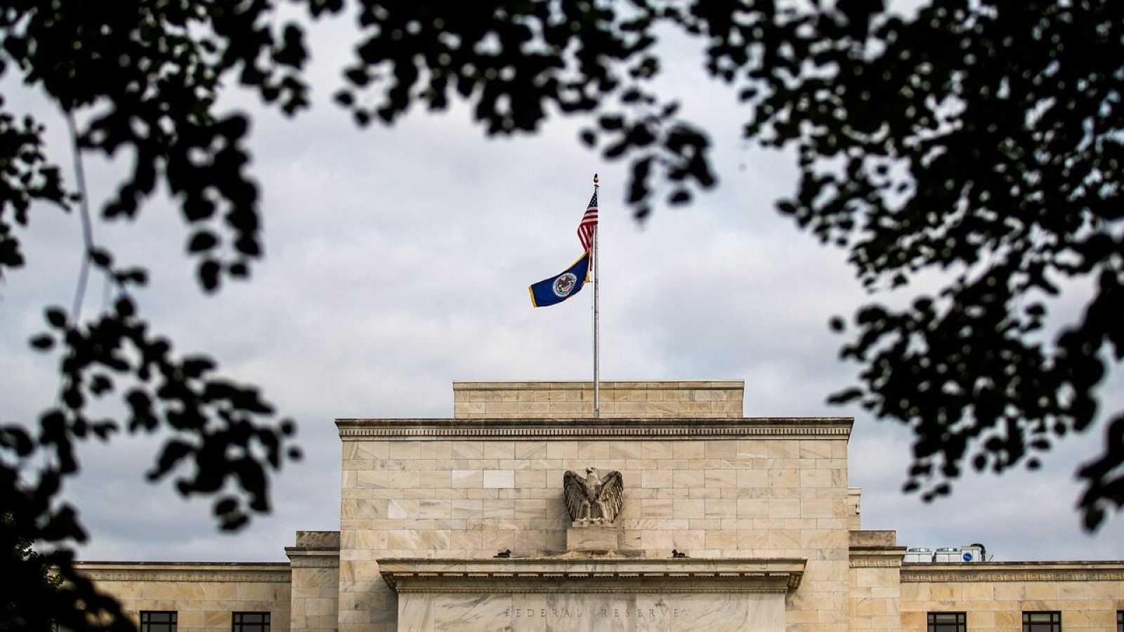 La sede de la Reserva Federal de los Estados Unidos en Washington