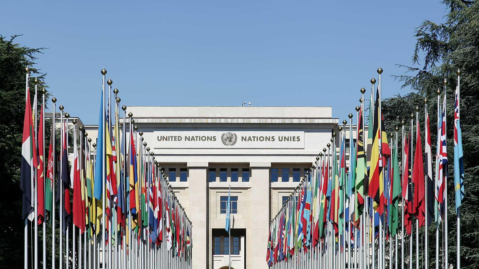 Sede de la ONU en Nueva York, Estados Unidos.